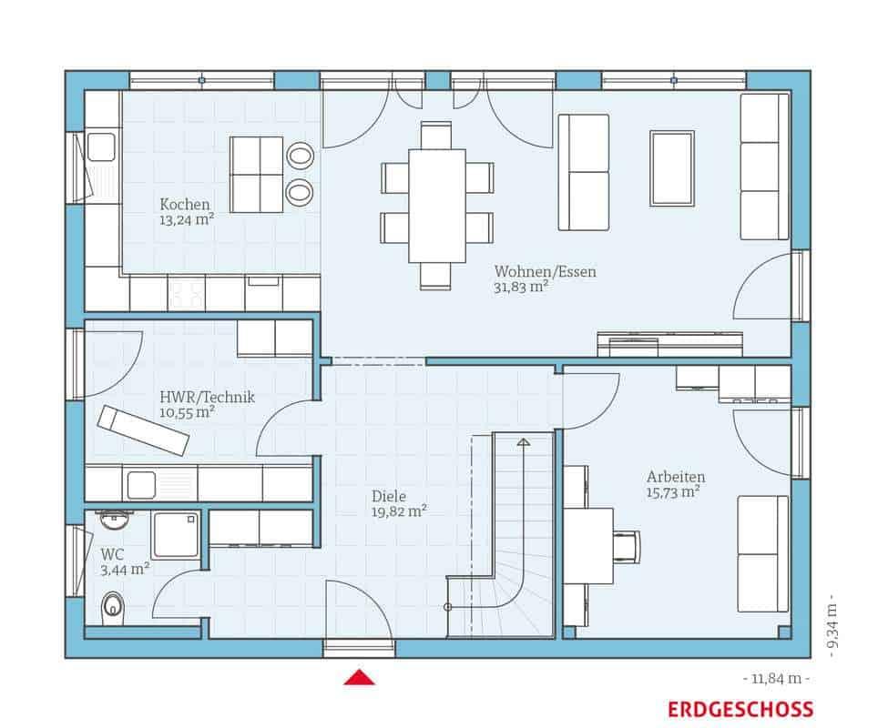 Hanse Haus im Musterhauspark Bad Vilbel – Genau mein Zuhause